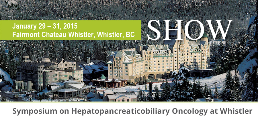 Symposium on Hepatopancreaticobiliary at Whistler